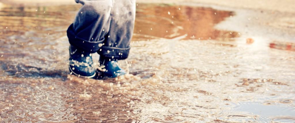 Rain-flood